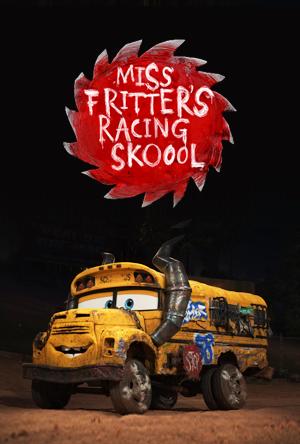 Miss Fritter's Racing Skoool (2017) (Shorts)