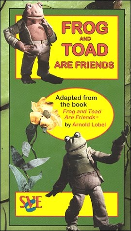 Frog and Toad Are Friends (1985)