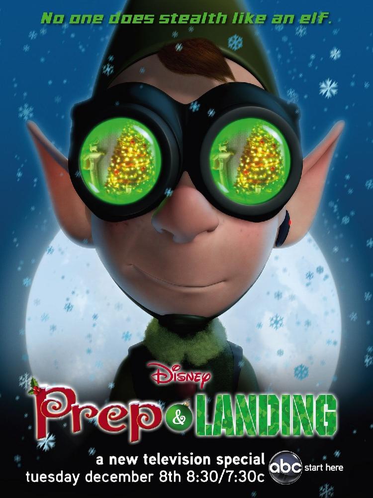 Prep and Landing (2009)