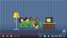 Screenshot - (5) A Fruit Crew Christmas Part 2 - YouTube - Google Chrome