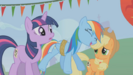 MLP FIM 1x13 BOING, CARTOON - PINGY PLUCK AND SLIDE 02