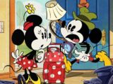 Mickey Mouse in Vacation Fun
