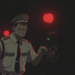 WXIII - Patlabor the Movie 3 Hollywoodedge, Warning Buzzer Space PE194501 (1).png