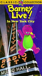 Barney Live! In New York City (1994)