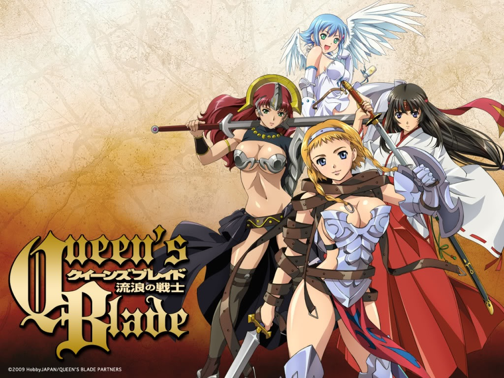 Queen's Blade 2: The Evil Eye