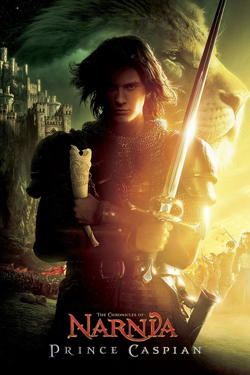 The Chronicles of Narnia: Prince Caspian (2008)