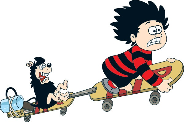 Dennis and Gnasher (2009 TV series)