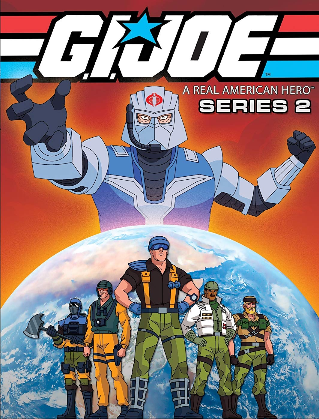 G.I. Joe: A Real American Hero (1989 TV Series)