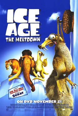 Ice age the meltdown poster.png