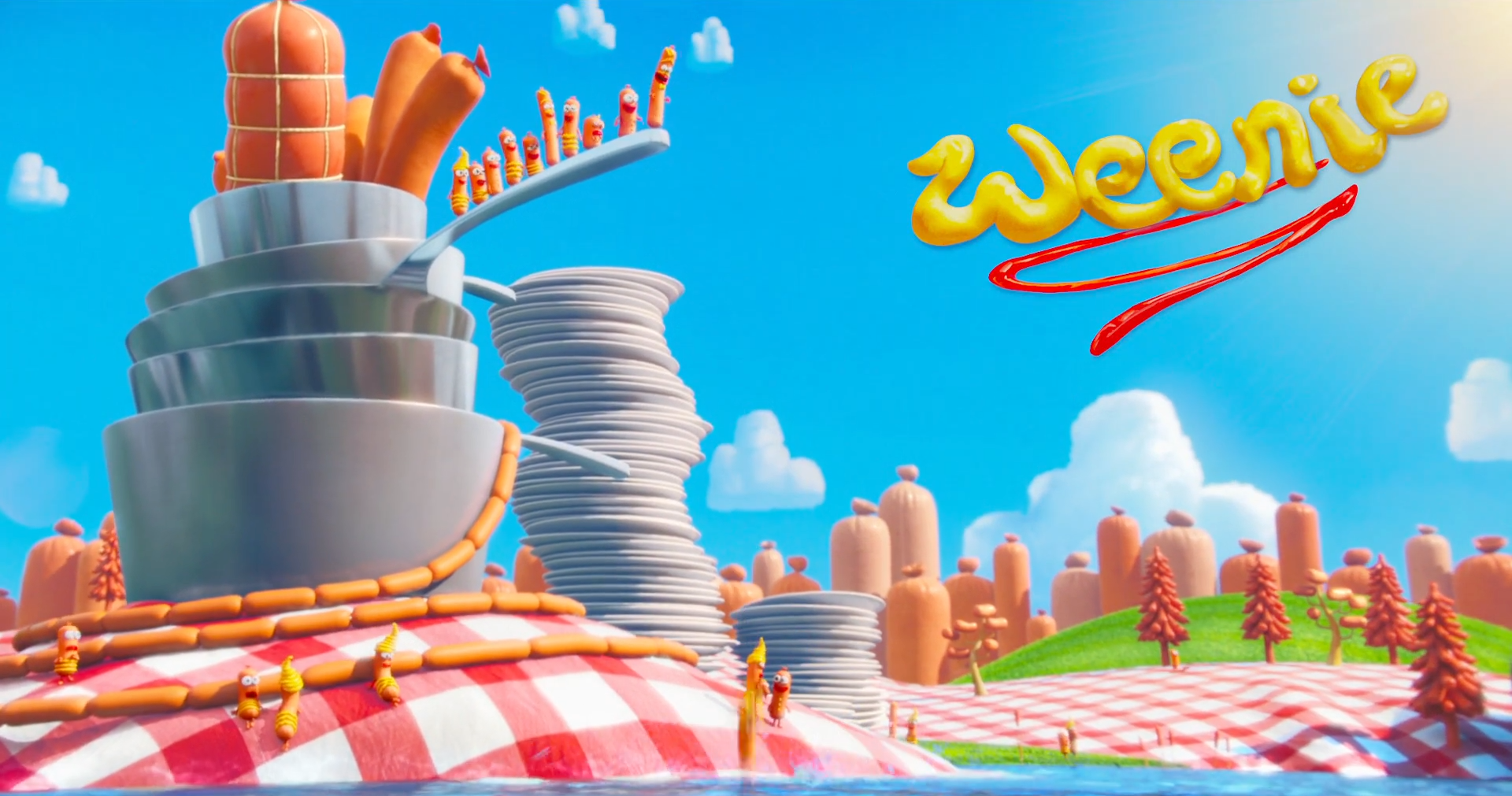 Weenie (2016) (Shorts)