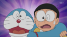 Doraemon 2005 Ep. 388A Sound Ideas, CRASH, CARTOON - CRAZY BASS DRUM AND CYMBAL CRASH, MUSIC, PERCUSSION 02 (very low pitched)