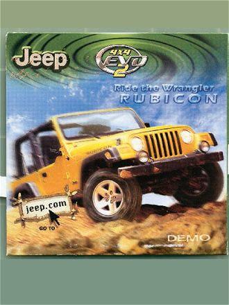 Jeep 4x4 Evo 2