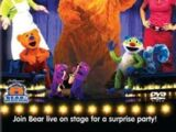 Bear in the Big Blue House LIVE!: Surprise Party (2002)