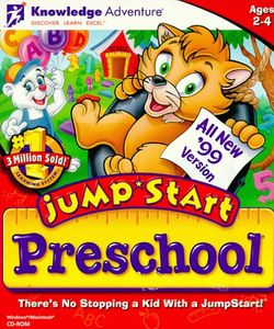 JumpStart Preschool (PC Game, 1999)