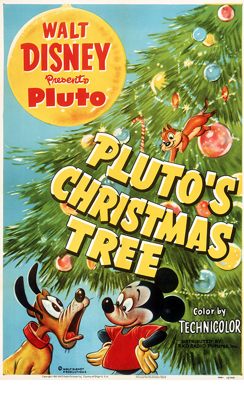 Pluto's Christmas Tree (1952) (Shorts)