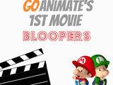 GoAnimate's 1st Movie Bloopers (2008)