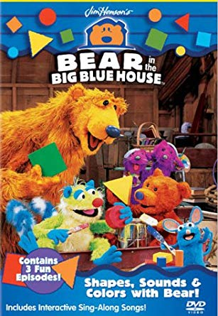 Bear in the Big Blue House: Shapes, Sounds and Colors with Bear (1999)