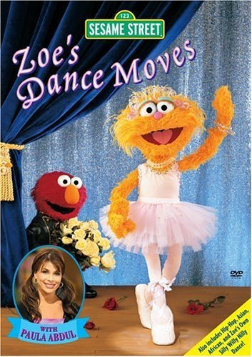Sesame Street: Zoe's Dance Moves (2003) (Videos)
