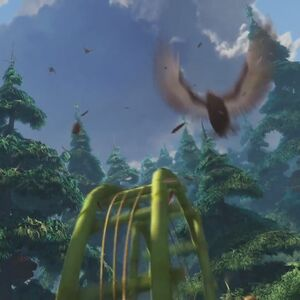 Tinker Bell and the Legend of the NeverBeast (2015) Hollywoodedge, Bird Hawk Single Call PE021101 (3).jpg