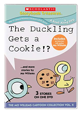 The Duckling Gets a Cookie and More Stories by Mo Willems (2016) (Videos)