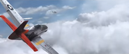 Red Tails (2012) SKYWALKER, AIRPLANE - DOGFIGHT, WWII AIRCRAFT, GUNFIRE