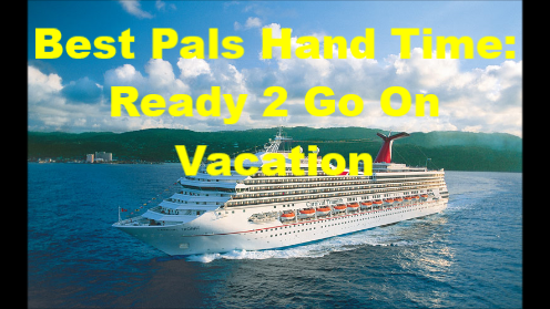 Best Pals Hand Time: Ready 2 Go On Vacation (2010)