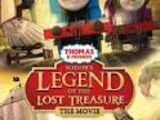 Thomas and Friends: Sodor's Legend of the Lost Treasure (2015)