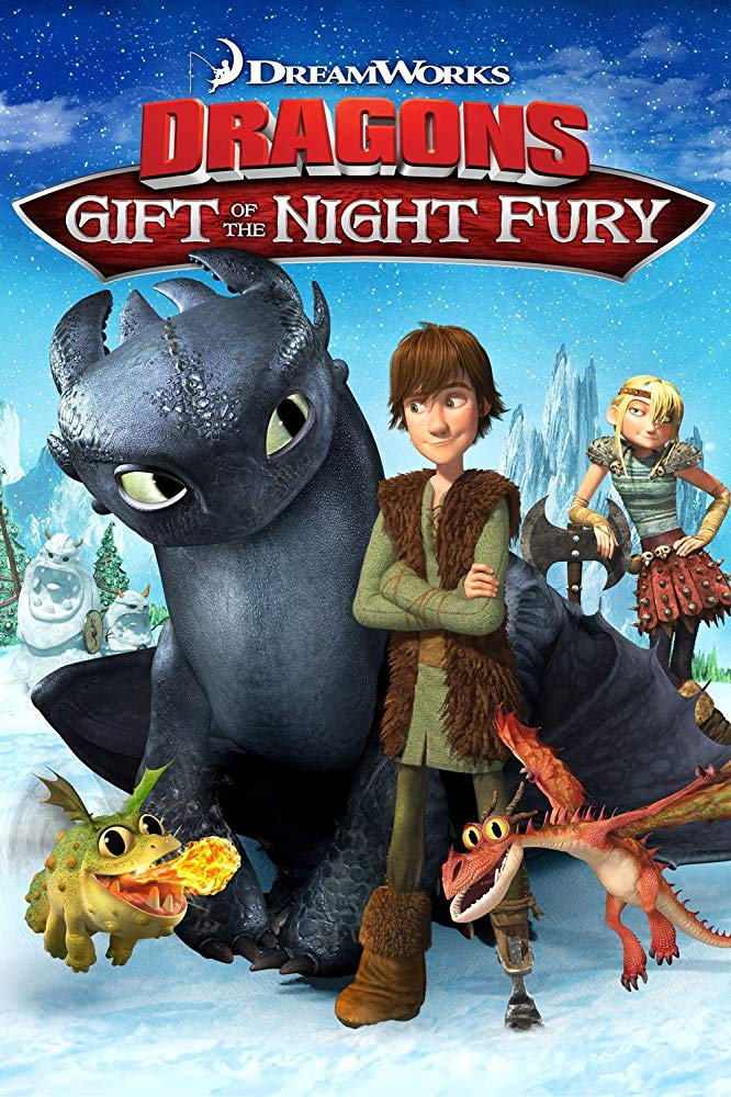 Gift of the Night Fury (2011)