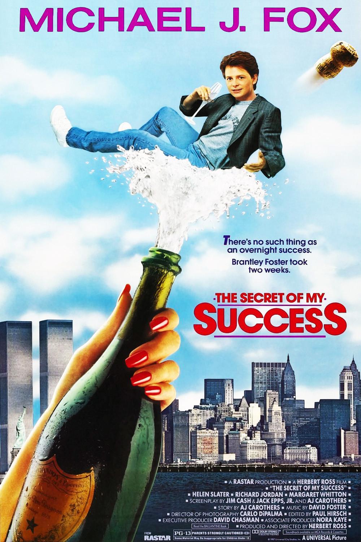 The Secret of My Success (1987)