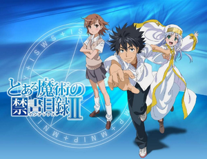A Certain Magical Index ii cover.png