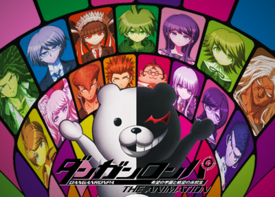 Danganronpa - The Animation Cover.png