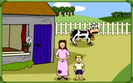 Jack and the Beanstalk Story for Little Kids Great Video YouTube Sound Ideas, COW - SINGLE MOO, ANIMAL 01