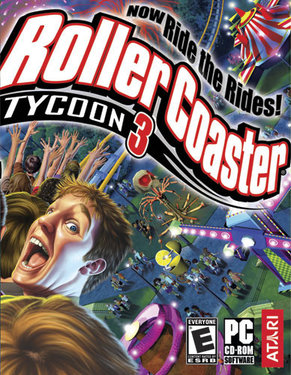 RollerCoaster Tycoon 3 (2004) (Video Game)