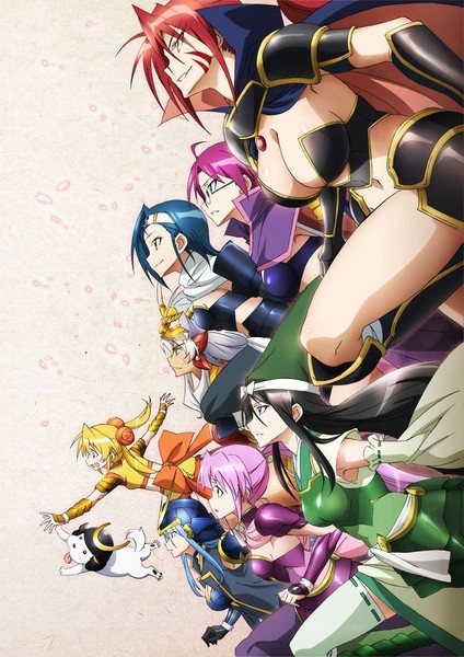 Battle Girls: Time Paradox