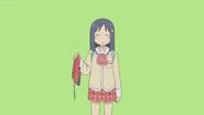 Nichijou Ep. 2 Anime Magic Sound 26