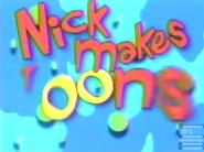 Nickelodeon NickToons Promo 1997