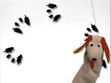 Sound Ideas, WOOD, DOOR - SQUEAKY WOOD DOOR WITH SPRING LOADED HINGES: SWING OPEN