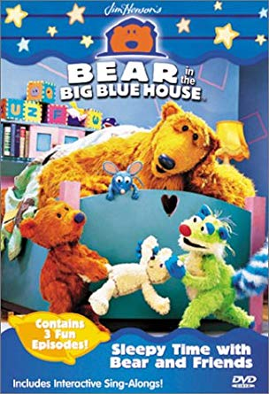 Bear in the Big Blue House: Sleepy Time with Bear and Friends (1999)