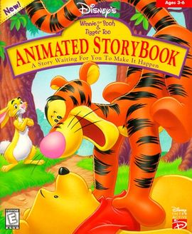 Disney's Animated Storybook: Winnie the Pooh and Tigger Too