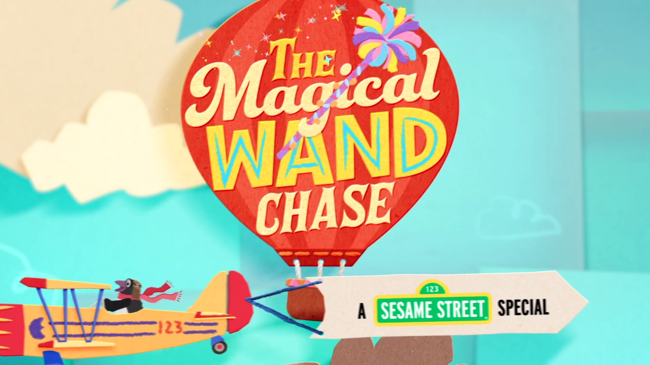 Sesame Street: The Magical Wand Chase (2017)