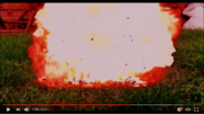 The rocket went burned down (Marbles The Remake)