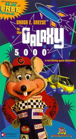 Chuck E. Cheese in the Galaxy 5000 (1999)