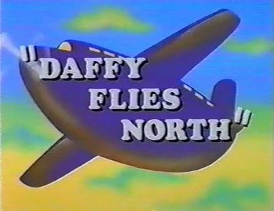 Daffy Flies North (1980) (Short)