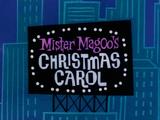 Mr. Magoo's Christmas Carol (1962)