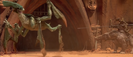 Star Wars - Episode II - Attack of the Clones (2002) SKYWALKER HIGH-PITCHED MONSTER SQUEALING SOUND