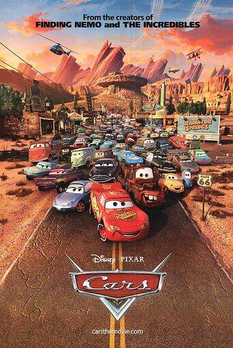 Cars 2006 Soundeffects Wiki Fandom