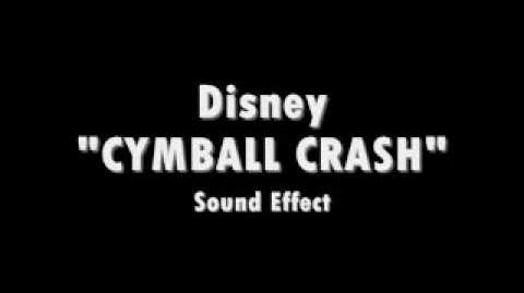Disney Cymbal Crash Sound
