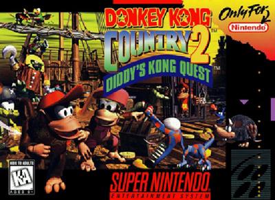 Donkey Kong Country 2 Super Nintendo Box Art.png