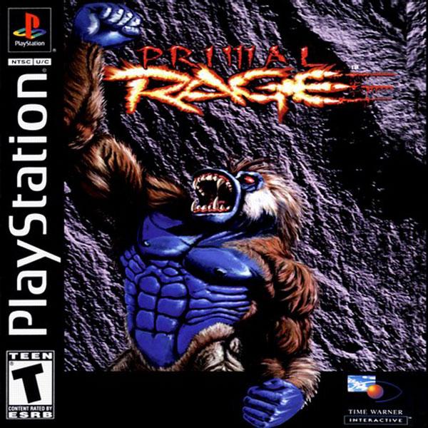 Primal Rage (1994) (Video Game)