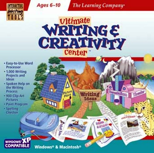 Ultimate Writing and Creativity Center